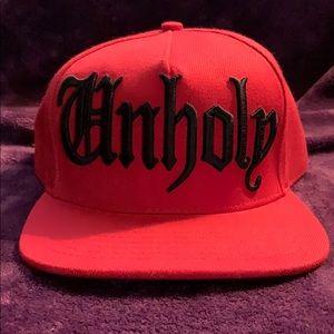 Blackcraft Cult - UNHOLY SnapBack hat